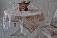Столовое белье из хлопка. Без чего не обходится ни одна кухня