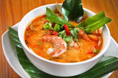 оригинальный суп том ям рецепт с кокосовым молоком