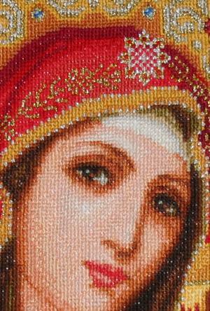 Икона Казанской Пресвятой
