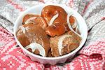 соленые грибы (холодный способ)