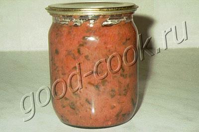 ткемали (соус из слив)