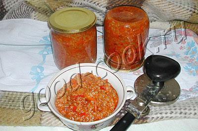 овощной салат с рисом
