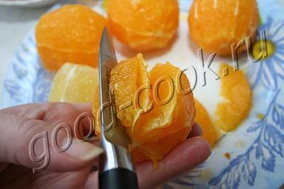 апельсиново-лимонное варенье