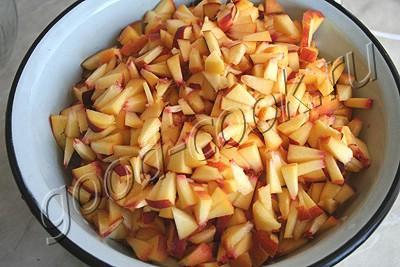 варенье из персиков №3