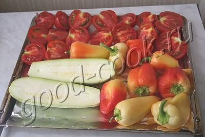 икра из печеных овощей