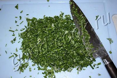крошево (квашеные зелёные листья капусты)