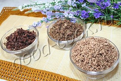 сушеное мясо (фарш)