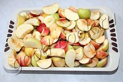 повидло из запеченных яблок