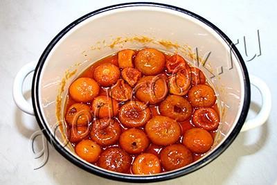 варенье из маленьких мандаринов