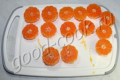 варенье из мандаринов с корочками