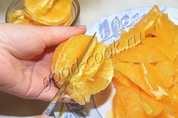 варенье апельсиново-грейпфрутовое