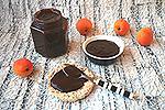 абрикосовый джем с какао