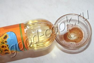 соус-винегрет (салатная заправка)