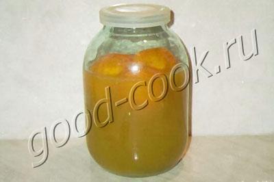 апельсиновое вино Жоржетты