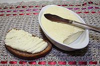 сыр домашний плавленный
