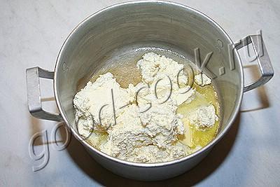 Подлива с сыром