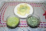 пряный масляно-яично-укропный соус