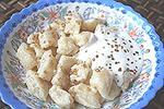 ленивые вареники (галушки из творога)
