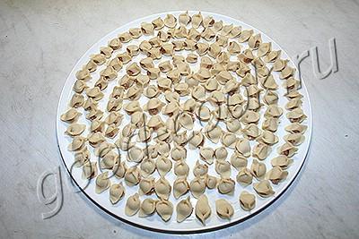 дюшбара (суп с пельменями)