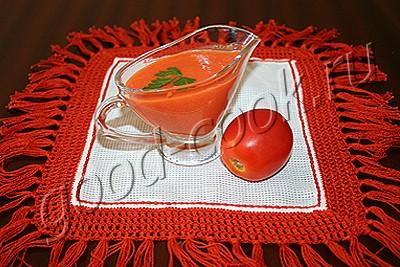соус из печеных перцев и томатов