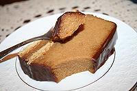 манный десерт с печеньем и вареным сгущенным молоком