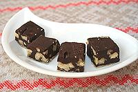"""конфеты """"Шоколадная помадка с орехами"""""""