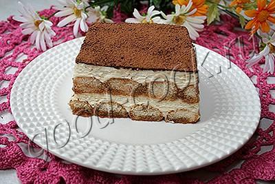 """итальянский десерт """"Тирамису"""""""