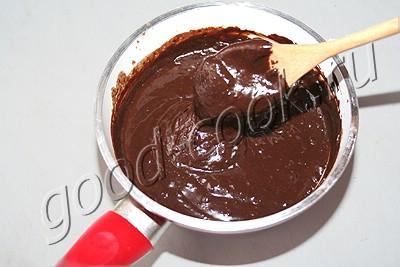 """шоколадный ирис с орехами и печеньем (""""Фадж"""")"""