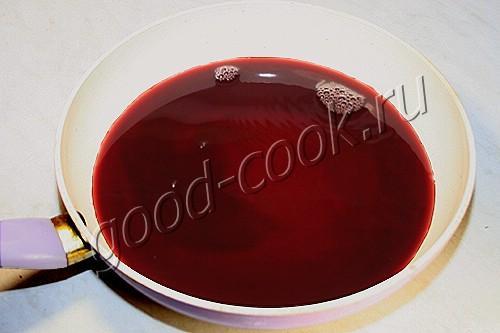американский винный соус