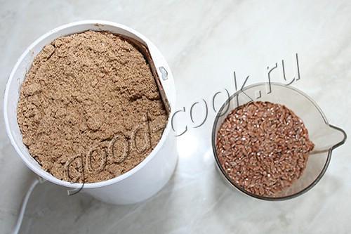 майонез из льняных семян