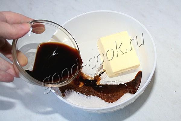 кофейная пасха