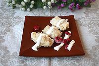 ленивые вареники с яблоками (яблочные галушки)