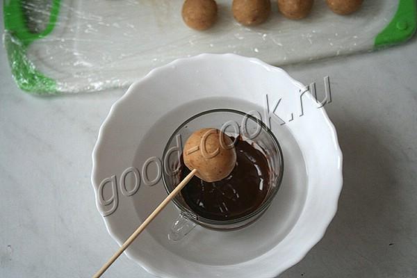 конфеты из фундука на сухом молоке
