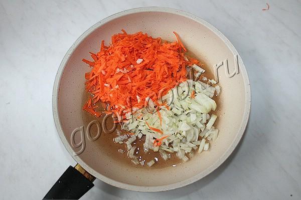 суп капустняк на свежей капусте