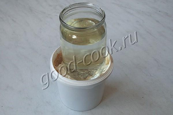 пасха с варёным сгущённым молоком