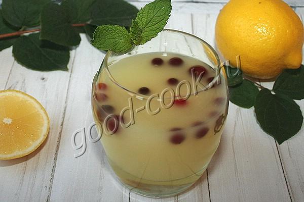 ликёр Лимончелло (быстрый рецепт)