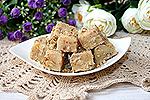 конфеты из сгущённого молока с орехами