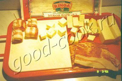 сыр во фритюре
