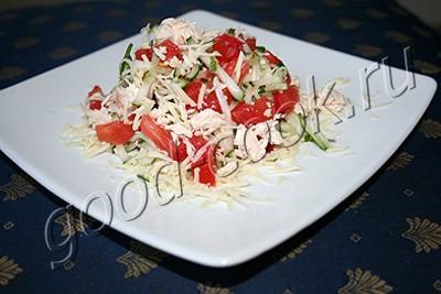 """салат """"Восхищение"""""""