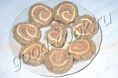 бутербродный рулет