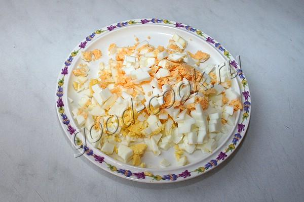 "салат ""Полянка"""