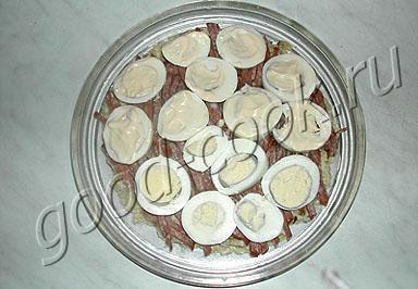 салат Вечерний