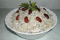 """салат """"Москва-Одесса"""""""
