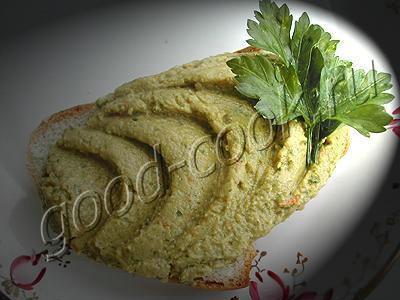 баклажановая закусочная паста