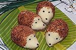 картофельные ежики