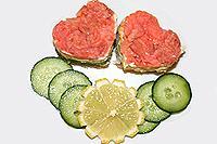 Хорошая кухня - рецепты к Дню Святого Валентина