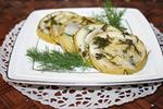ароматные маринованные кабачки