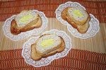 мягкий рулет из курицы, фасоли и яиц