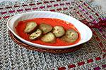 баклажаны в маринаде из помидоров