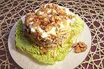 салат Волгоградский из курицы с орехами